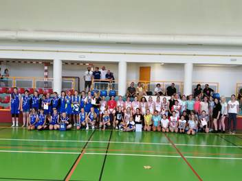Turnaj dívek MoheBa 2021
