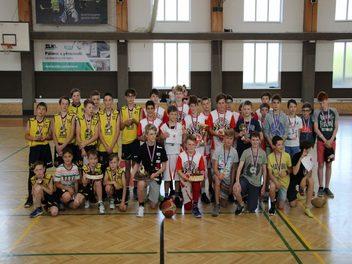Basketbalový turnaj MOHEMINIBA 2019 kategorie U13