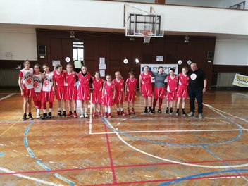 Turnaj U13 v Přerově