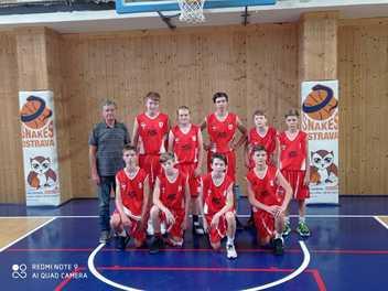 Žákovská liga U15 chlapců - 2. a 3. kolo